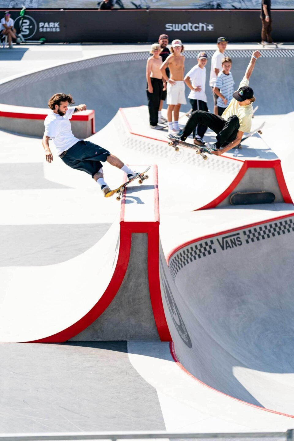 Ronnie Sandoval & Curren Caples  Photo: Anthony Acosta</span>