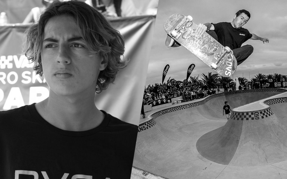 VPS Select Pro Curren Caples has injured his foot on a handrail and withdrawn from the final event. First alternate Brad McClain enters the competition.