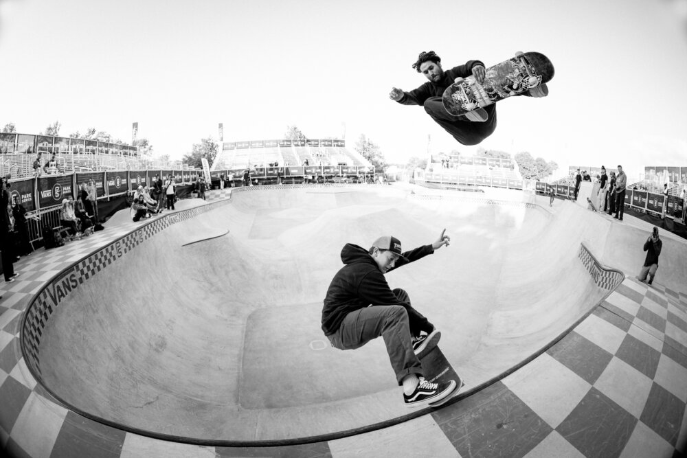 Ronnie Sandoval & Josh Borden Anthony Acosta