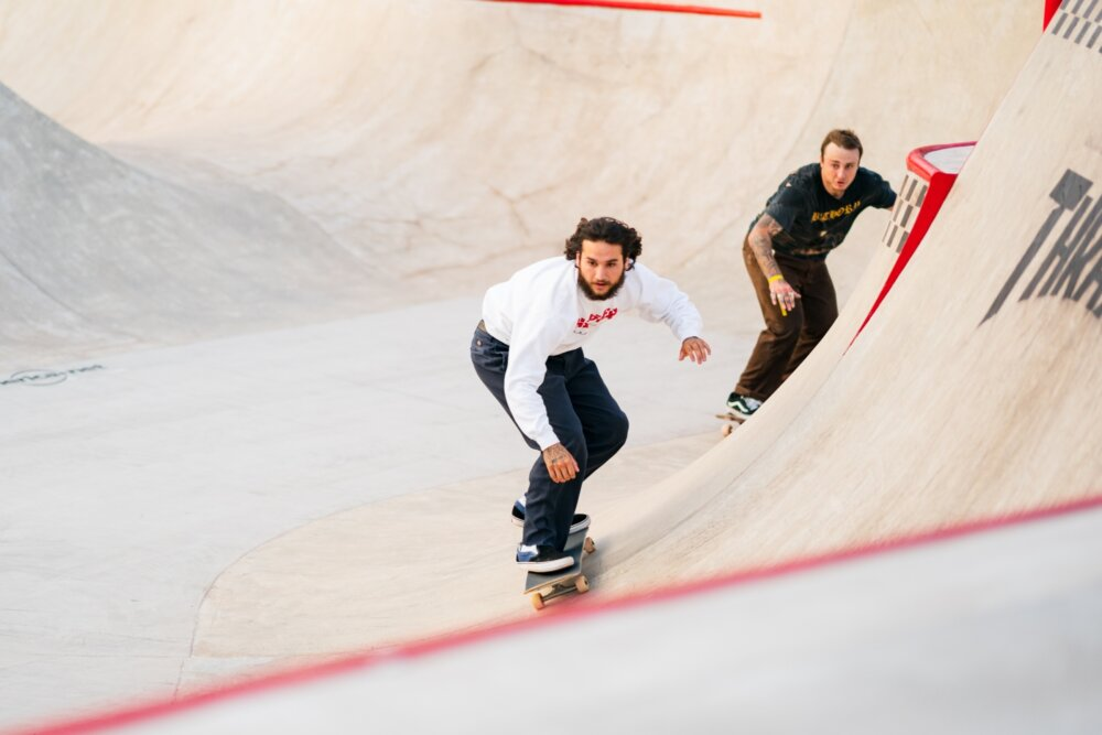 Ronnie Sandoval & Chris Russell Anthony Acosta