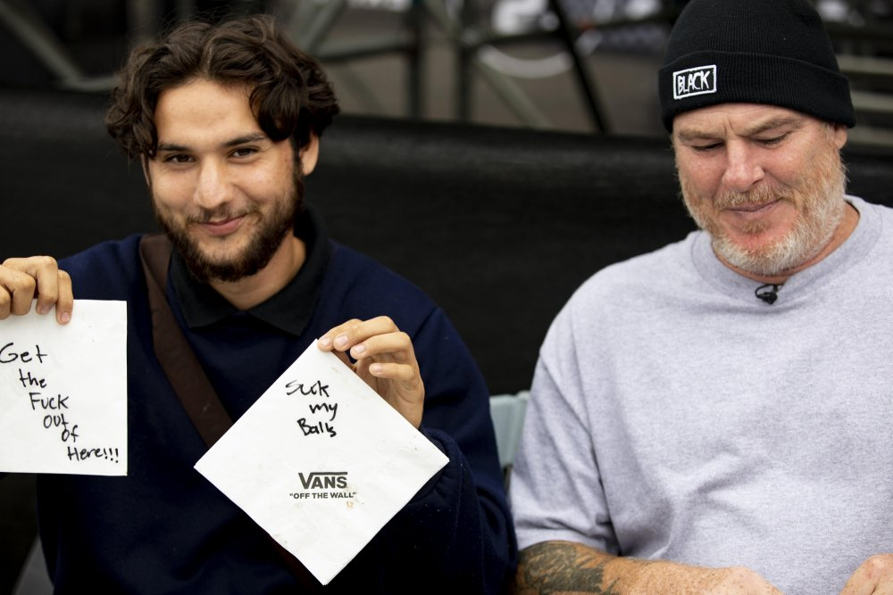 Ronnie Sandoval Grosso Life Without Andy